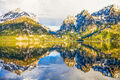 Lake Jenny reflections print