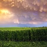 Post, storm, tornado, Nebraska