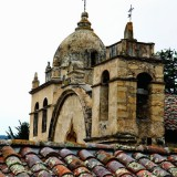 monterey, California, Carmel, mission, church, photograph, photography,