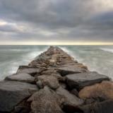 oceanside, california, ocean, jetty, camera, scott, papek, panoramic, gallery, print, museum, mount, landscape, photograph,