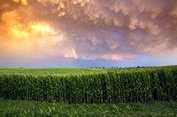 2014 Nebraska Calendar, dramatic, storm, tornado, photography