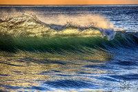 San Diego, California, ocean,
