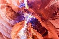Slot Canyons, Arizona,