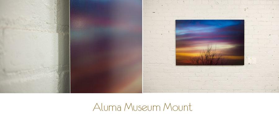 Aluma Museum mount the painter