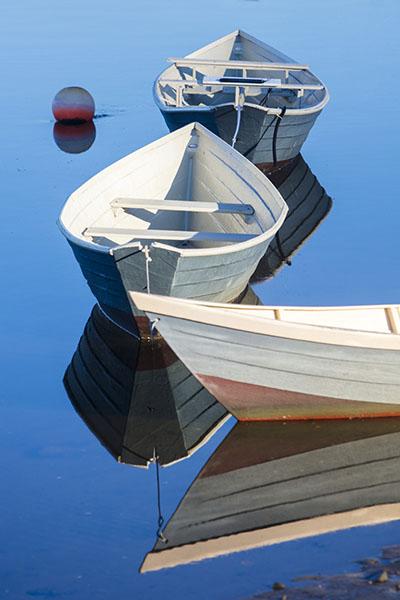 Boats, Maine, photo
