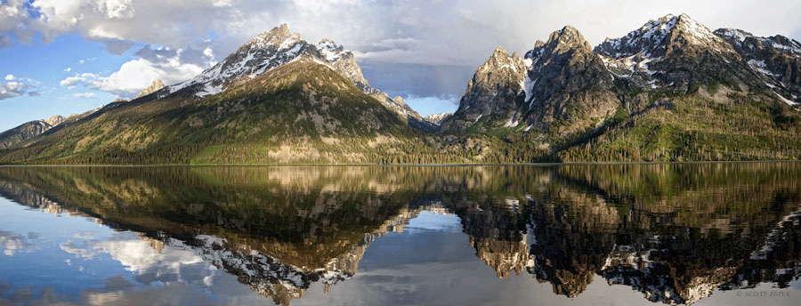 Lake, Jenny, Jackson, Wyoming, limited, edition, gallery, image, photo
