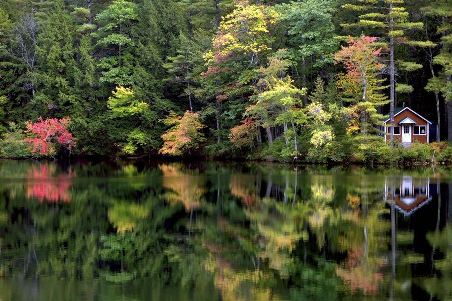 Landscape, New Hampshire