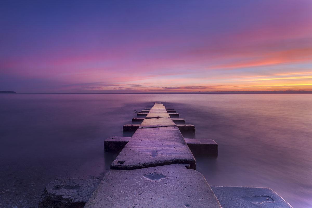 Pier,Wisconsin, photo