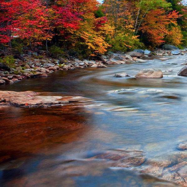 Landscape,New Hampshire, photo