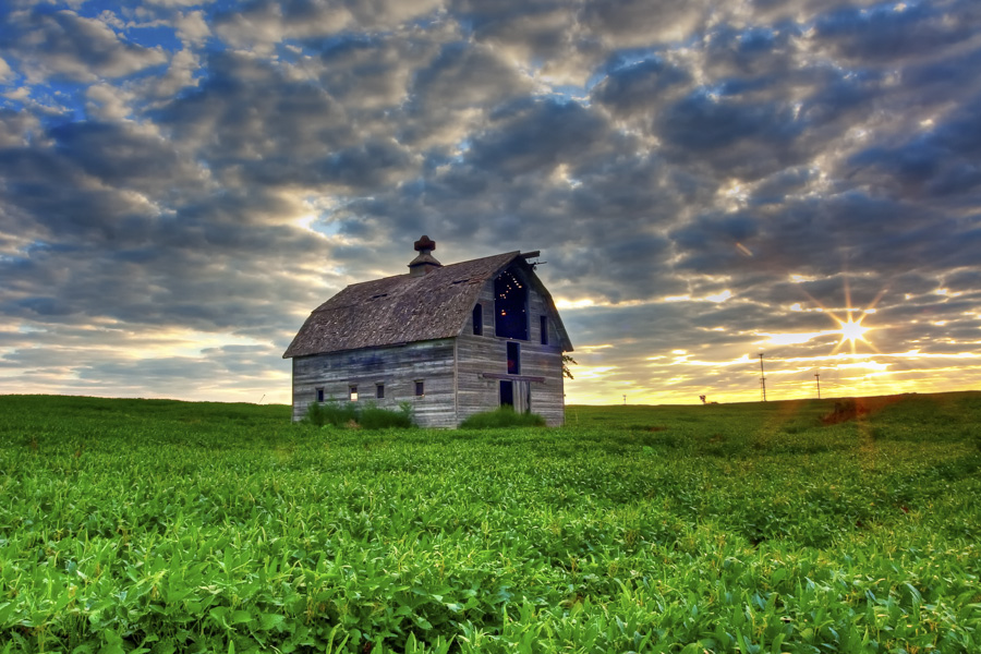 2014 Nebraska Calendar, Omaha, Barn, 370, in, Omaha, Airport, photo