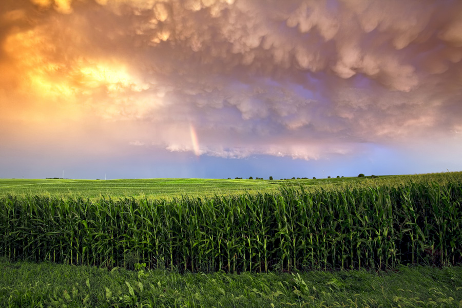 2014 Nebraska Calendar, dramatic, storm, tornado, photography, photo