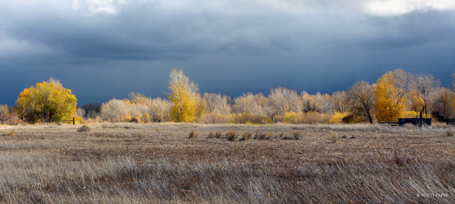 """Pocatello"" was taken October 2012 and is a limited edition of 5 images only. This was a no brainer with the storm blowing in..."