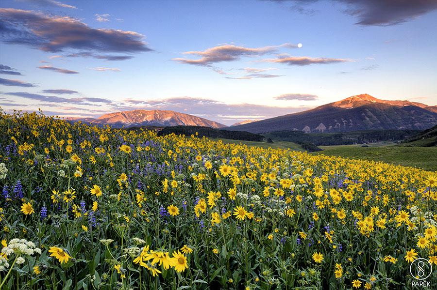Mountains, Colorado, photo