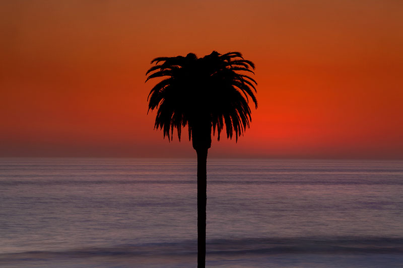California, Beach, ocean, photo