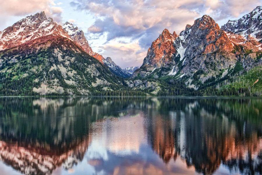Colorado, Jackson Hole, Landscape Pictures, Yellowstone