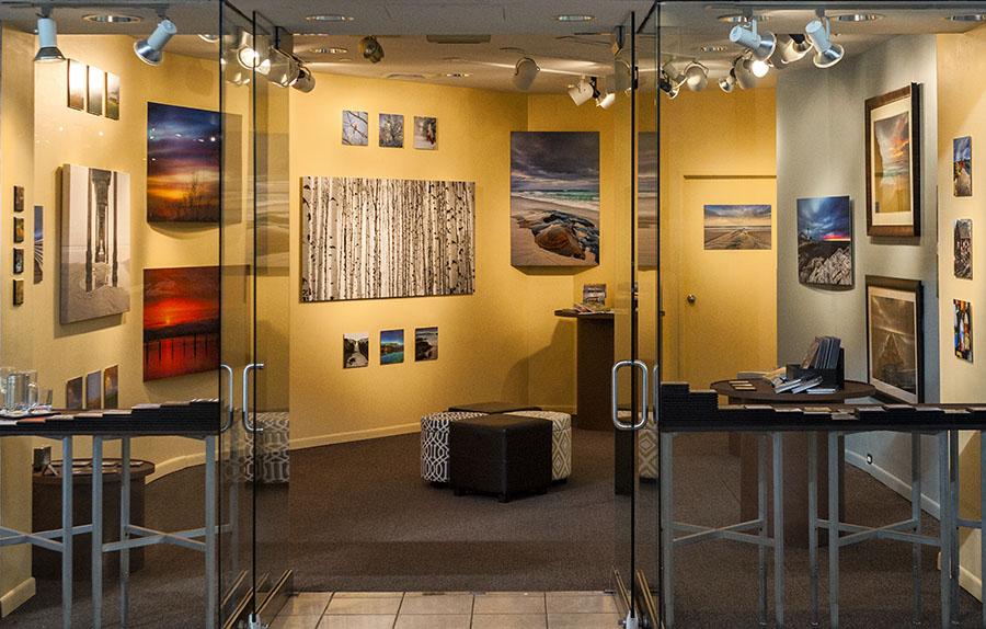 Scott Papek Fine Art Photography Gallery located in the Westroads Mall in Omaha, Nebraska. 10000 California St, suite 3320 Omaha...